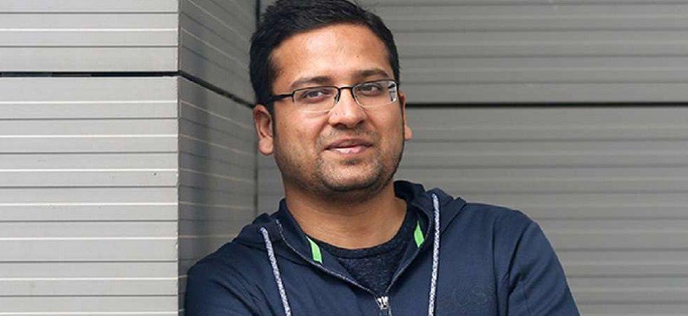 Binny Bansal, the co-founder of India's leading e-tailer Flipkart,