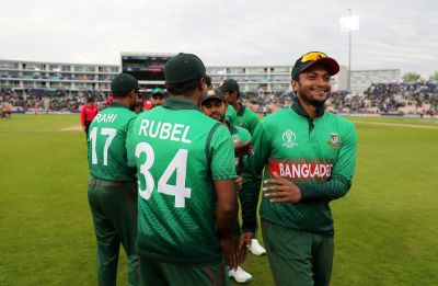 ICC World Cup 2019: Sensational Shakib keeps Bangladesh in semifinal contention