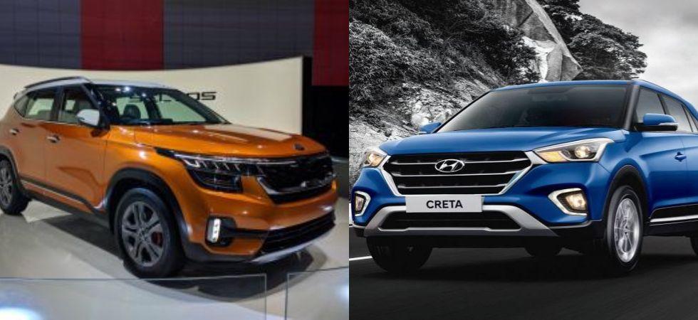 Kia Seltos Vs Hyundai Creta (File Photo)