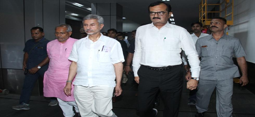 BJP fields EAM S Jaishankar, JM Thakor as its candidates for Rajya Sabha from Gujarat