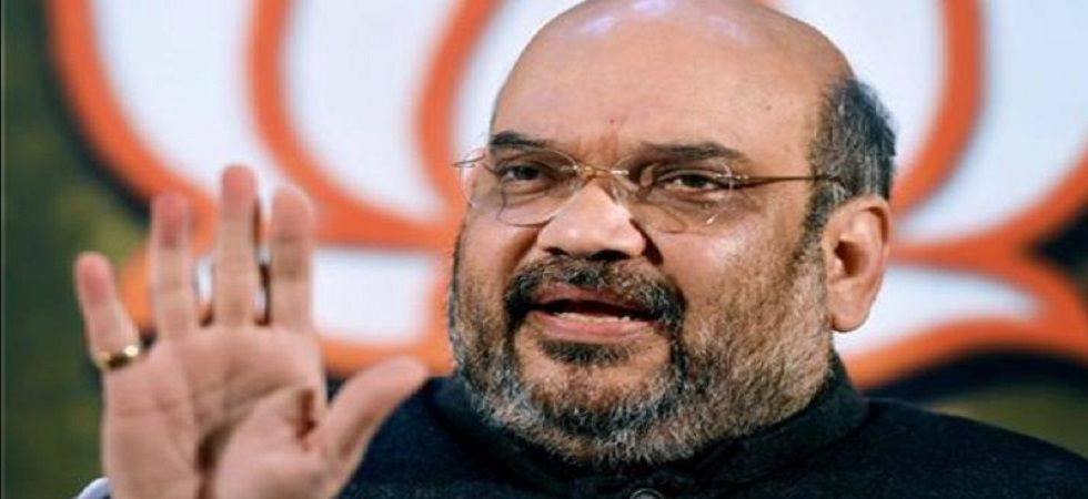 This will be Shah's first legislative business in Parliament after taking charge of the Union Home Ministry. (File photo)