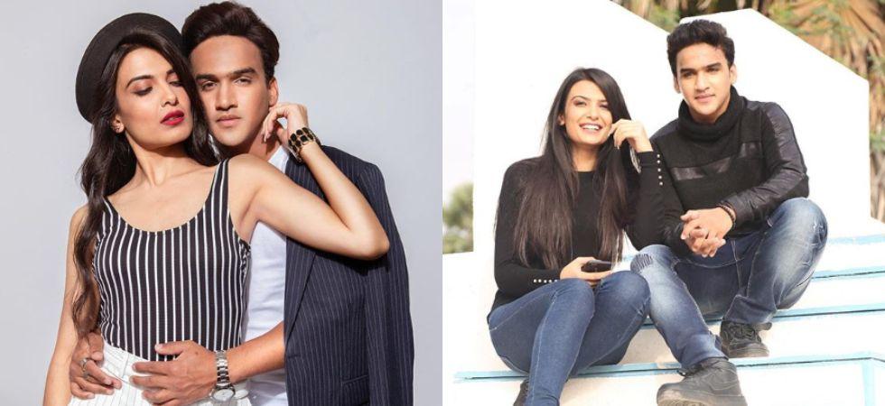 Faisal Khan and girlfriend Muskaan Kataria./ Image: Instagram