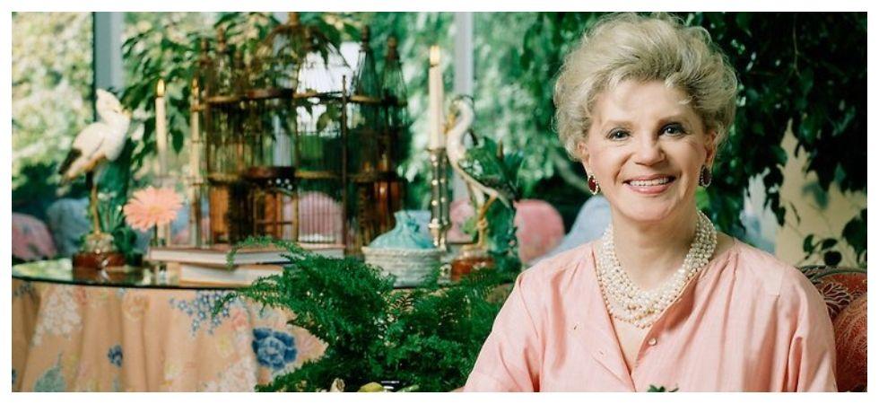 Romantic novelist Judith Krantz  dies at 91(Photo: Twitter)
