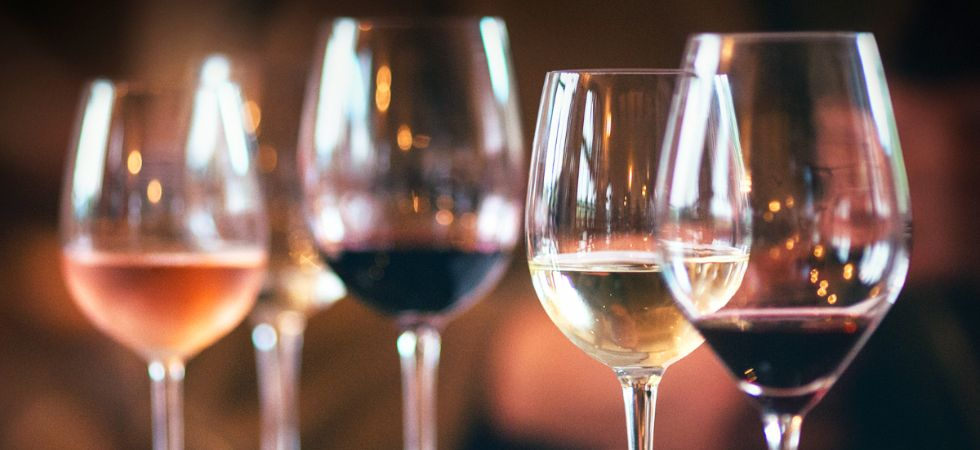 ust one glass of wine may impair sense of control. (File Photo)