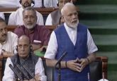 Congress never thought beyond one family, we gave Pranab Mukherjee Bharat Ratna: PM Modi
