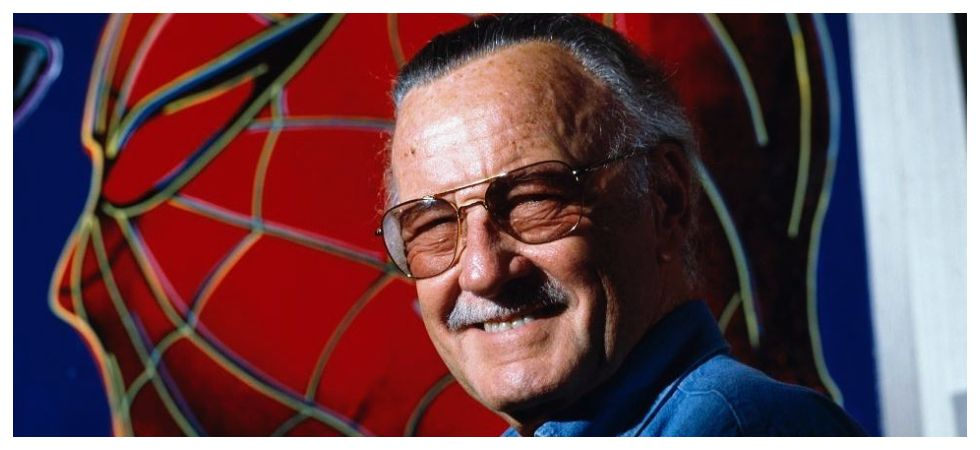 Stan Lee's 'A Trick of Light' to be published as book (Photo: Twitter)