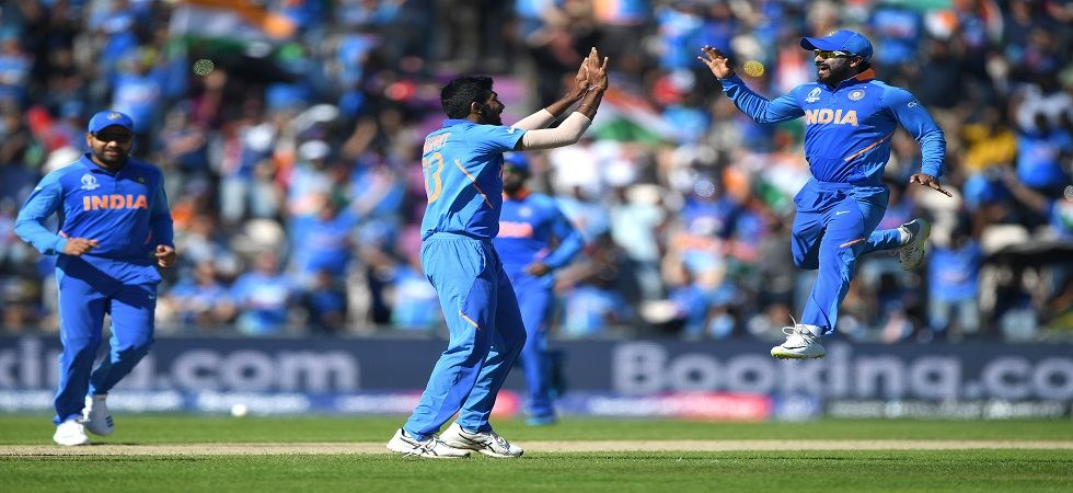India will be aiming to come one step closer to the ICC Cricket World Cup 2019 semi-final with a win over West Indies. (Image credit: Getty Images)