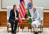 US Secretary of State Mike Pompeo meets PM Modi, discusses key strategic issues