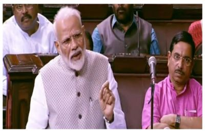 Pained by Jharkhand lynching, but unfair to insult the entire state, says PM Modi in Rajya Sabha