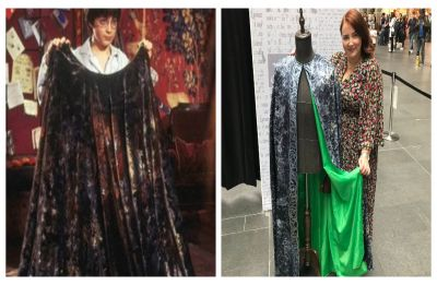 You can now become INVISIBLE! Harry Potter invisibility cloak to soon hit the market