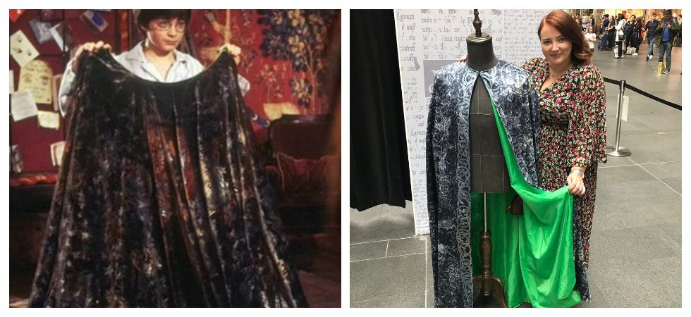 Harry Potter invisibility cloak coming to the markets! (Photo: Twitter)