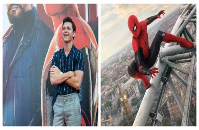 WATCH| Tom Holland turns into real-life 'Spider-Man' saves fan from being crushed by autograph pursuers
