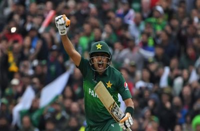 Babar Azam's 101 off 127 balls knock down New Zealand in Birmingham