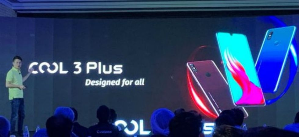 Coolpad Cool 3 Plus launched (Photo Credit: Twitter)