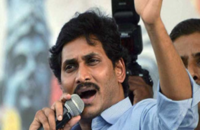 After Praja Vedika demolition, Jagan now threatens legal action against Naidu for irregular power deals