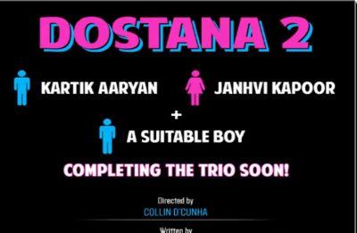 Its CONFIRMED! Karan Johar to produce Dostana 2; check star cast here