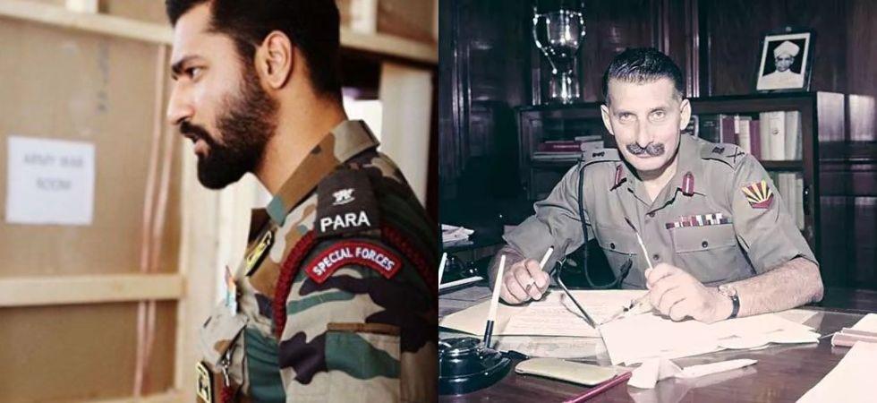 Vicky Kaushal as Field Marshal Sam Manekshaw; first look of film revealed