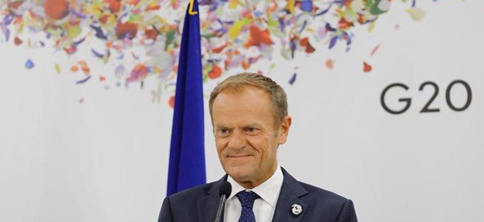 European Union President Donald Tusk (Photo: Twitter/@eucopresident)