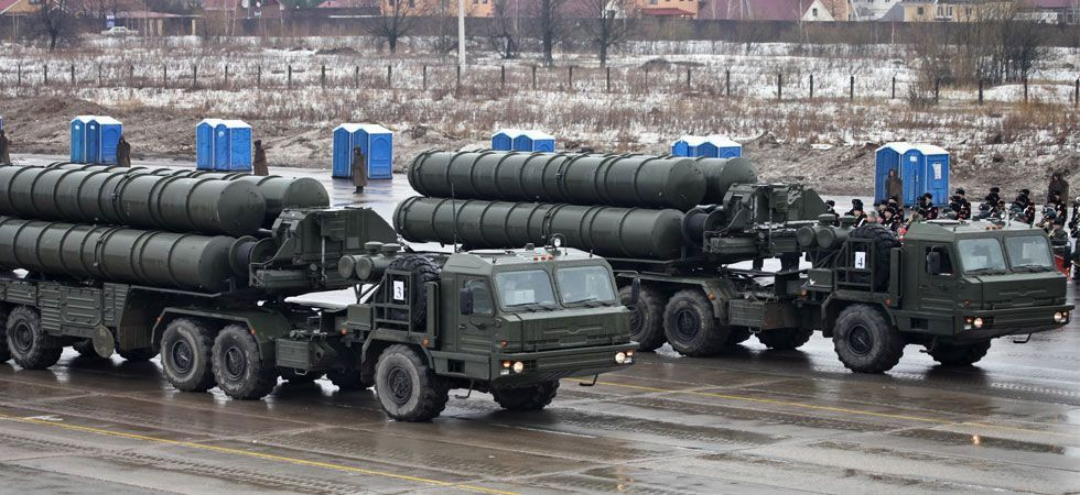 India has signed a deal to purchase long range S-400 missile defence system from Russia. (File Photo)