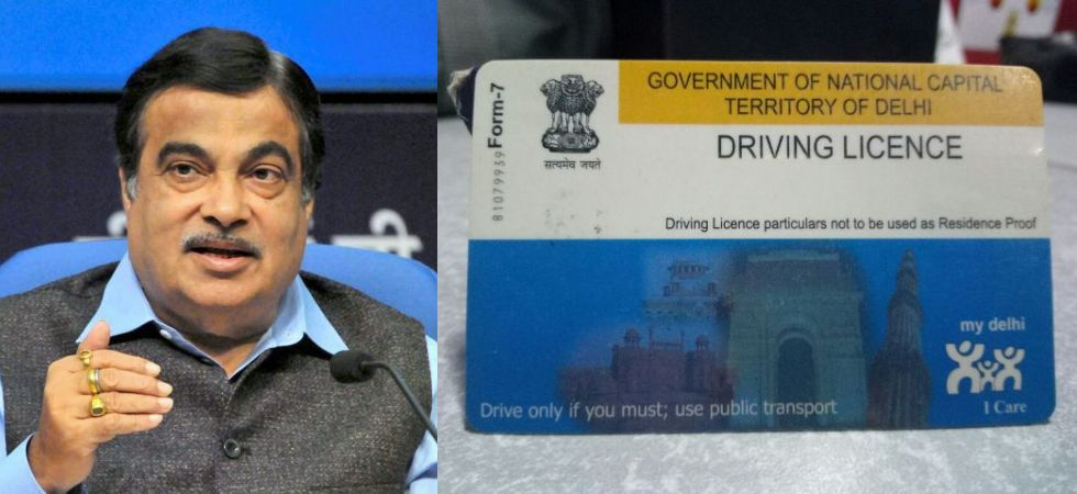 Universal smart card driving license (Photo Credit: Twitter)