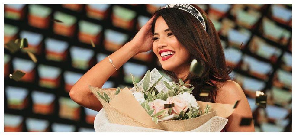 Priya Serrao crowned Miss Universe Australia (Photo: Instagram)