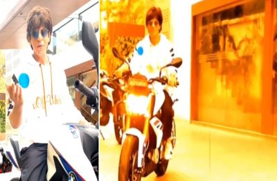Shah Rukh Khan's fans think Dhoom 4 is up his sleeves; here's a MAJOR hint!