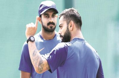 Virat Kohli backs Vijay Shankar, says he is one big knock away