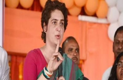 Criminals roaming around freely in UP: Priyanka Gandhi Vadra slams UP government