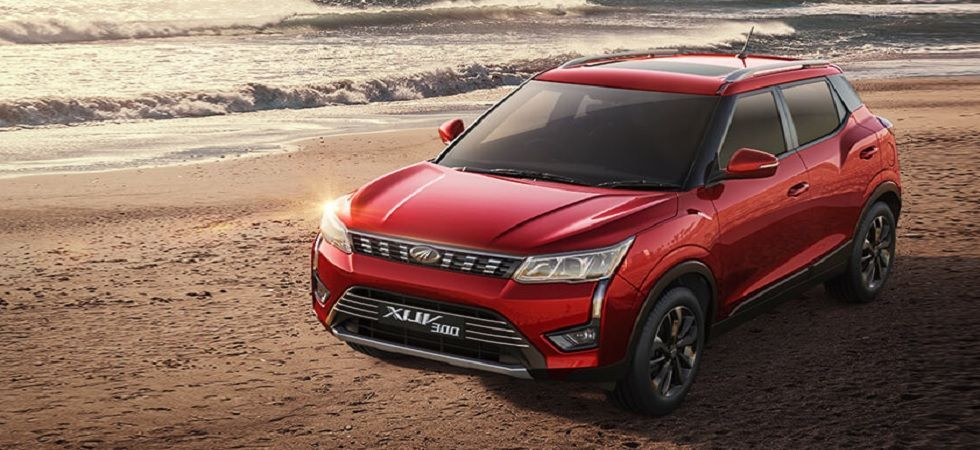 Mahindra XUV300 diesel AMT bookings begin in India, know more (file photo)