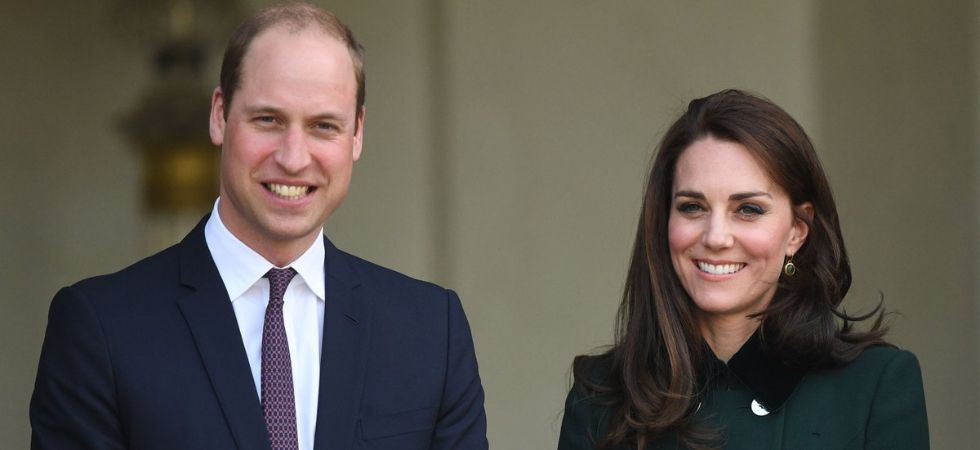 The Duke and Duchess of Cambridge, both 37, will visit the country shrugging off security fears to follow in the footsteps of William's grandparents, father and late mother, Princess Diana. (Kensington Palace/Twitter)