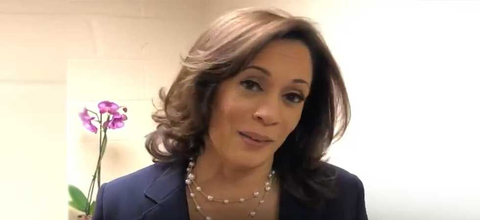 Kamala Harris is the daughter of Indian mother and Jamaican father.