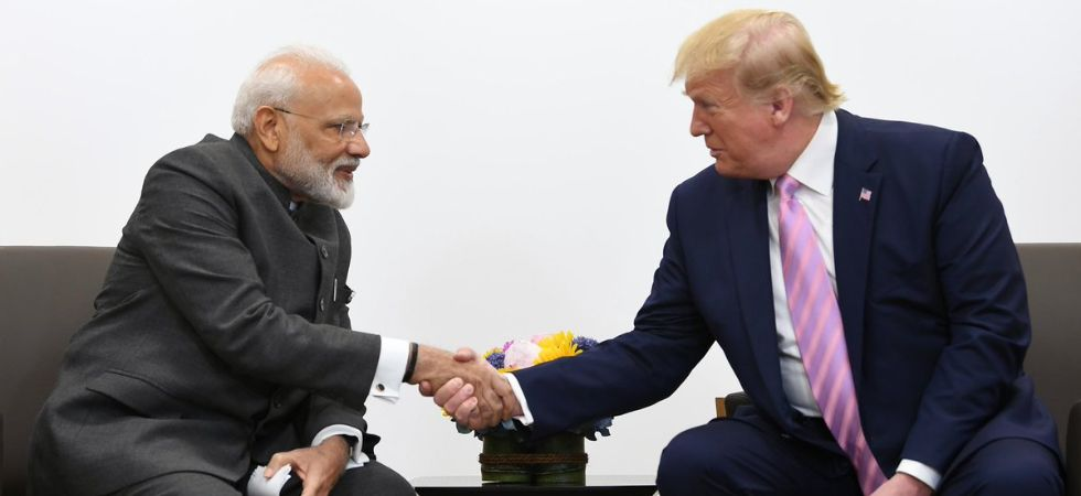 The report also said that despite the little tense tweet, Trump's meeting with PM Modi was very cordial. (File Photo)