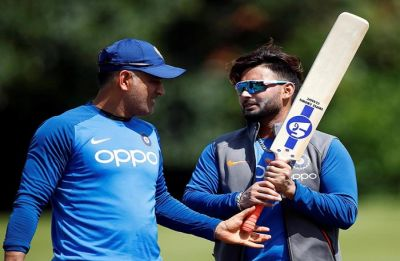 Rishabh Pant to play first World Cup game, replaces Vijay Shankar for clash vs England in Edgbaston