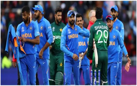 What Are The Chances Of India Vs Pakistan Semi Final Or