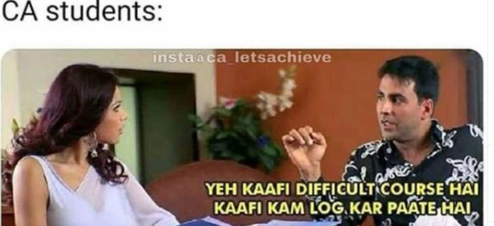 Chartered Accountants Day 2019: Funny jokes, memes (Photo Credit: Instagram)