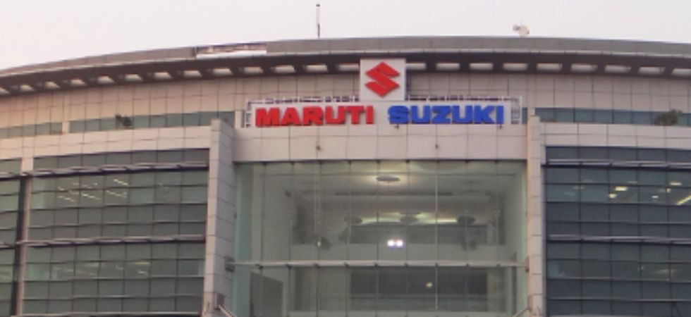 Maruti Suzuki India sales drop