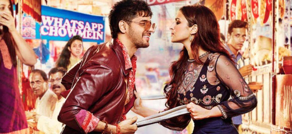 Parineeti and Sidharth in Jabariya Jodi.