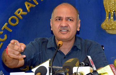 'Arrest us or apologise': Manish Sisodia rubbishes Manoj Tiwari's 'Rs 2,000 crore scam' charge