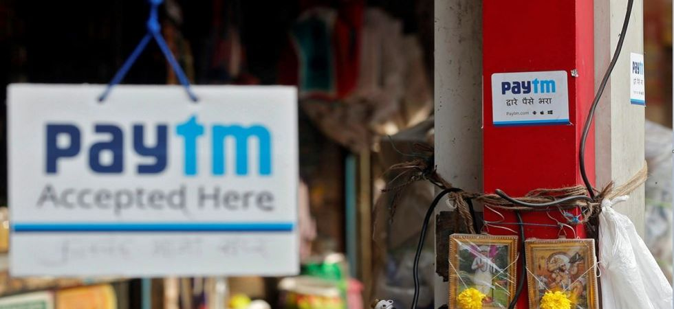 Paytm Digital Payment (File Photo)