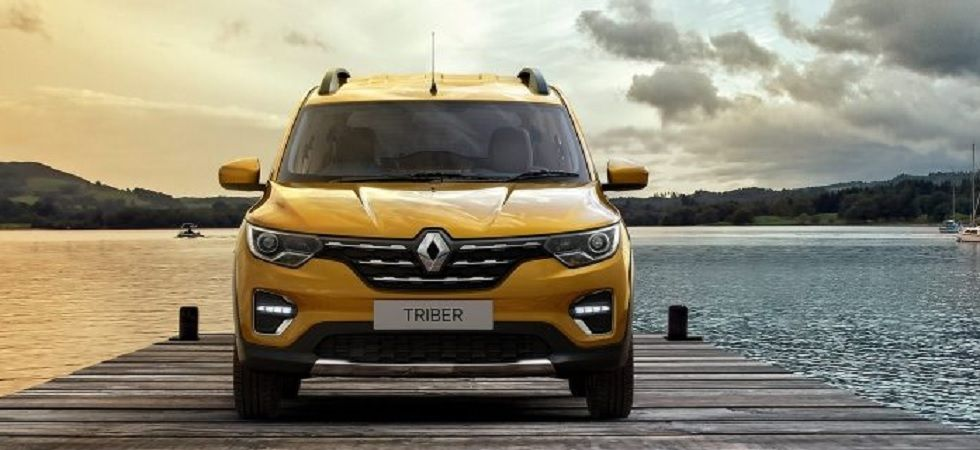 Renault's 7-seater 'Triber' prices LEAKED, may compete with Ertiga (Image credit: Renault Website)