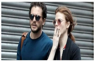 Kit Harington, Rose Leslie spotted for first time together after 'Game of Thrones' actor checked into rehab, VIEW pics
