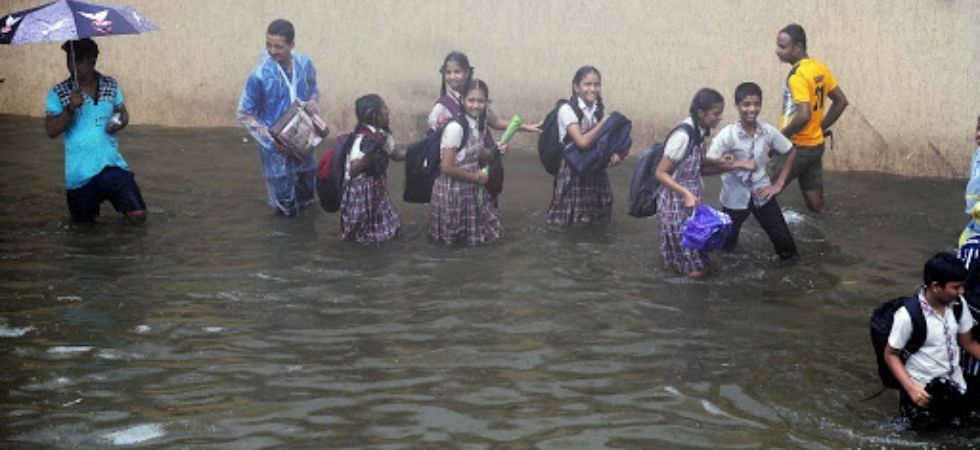 Mumbai Rains: Schools closed today (Photo Credit: PTI)