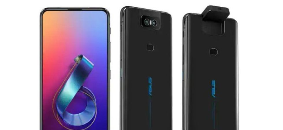 Asus 6Z (Photo Credit: Twitter)