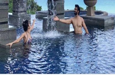 Charu Asopa-Rajeev Sen lock lips at their exotic pre-honeymoon in Thailand