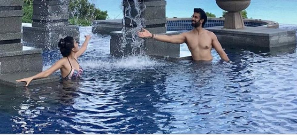 Charu Asopa-Rajeev Sen locks lip at their exotic pre-honeymoon in Thailand