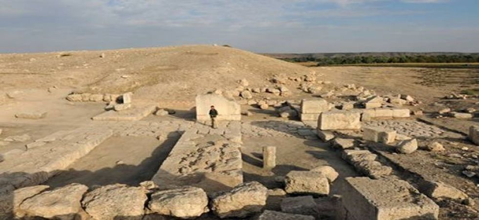 An expert who examined them concluded they were artefacts dating back to the second or third millennium BC. (File Photo)