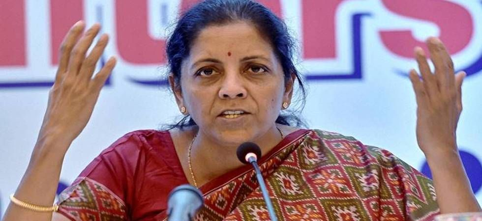Finance Minister Nirmala Sitharaman will unveil the full budget for the fiscal 2019-20 on July 5. (File Photo)