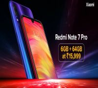 Xiaomi Redmi Note 7 Pro with 6GB RAM, 64GB storage model launched in India: Sale starts TODAY