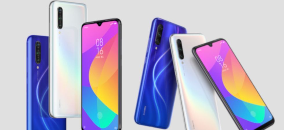 Xiaomi Mi CC9 series (Photo Credit: Twitter)