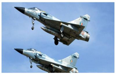 Indian Air Force lost 44 aircraft and choppers since 2014-15: Government